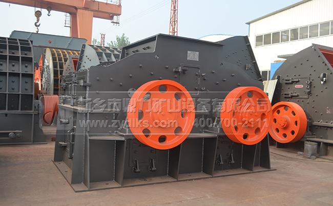 ZSJ双转子制砂机设备展示3