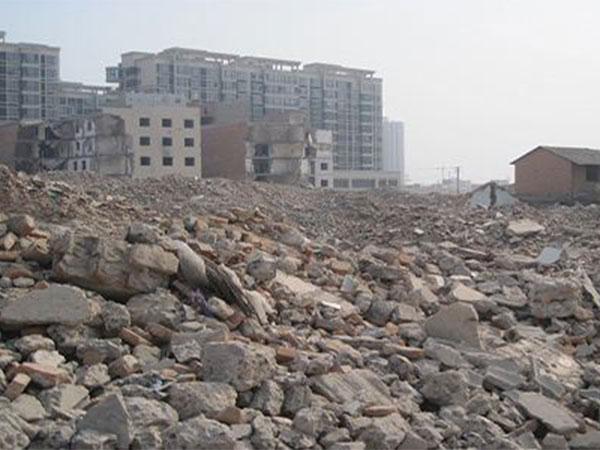 建筑垃圾破碎机有哪些?图片