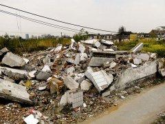 废弃混凝土破碎处理后的再生骨料