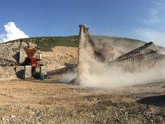 采石场粉尘治理方法