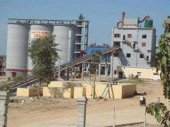 水泥厂生产工艺流程介绍
