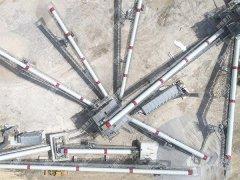 矿物运输系统中的多种管道运输技